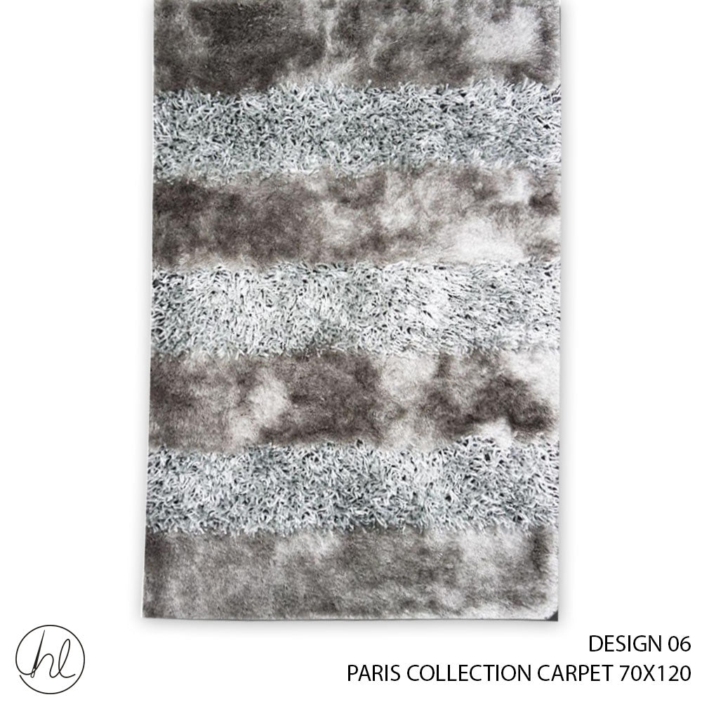 PARIS COLLECTION CARPET (70X120) (DESIGN 06)