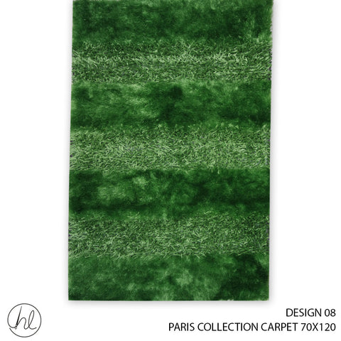 PARIS COLLECTION CARPET (70X120) (DESIGN 08)