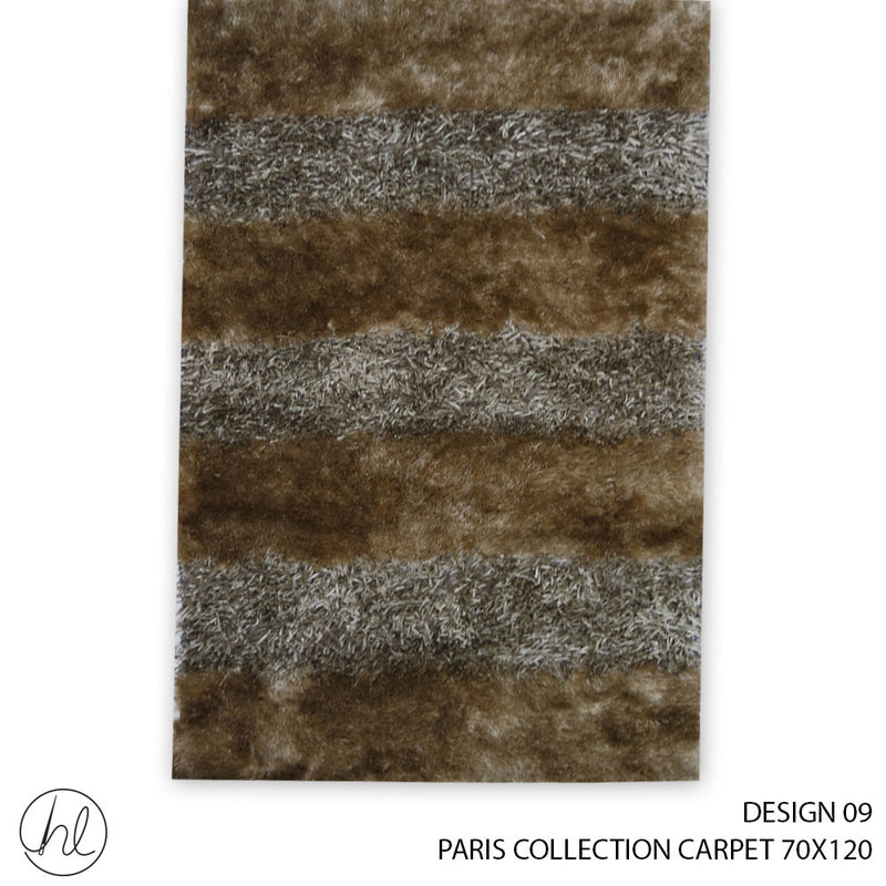 PARIS COLLECTION CARPET (70X120) (DESIGN 09)