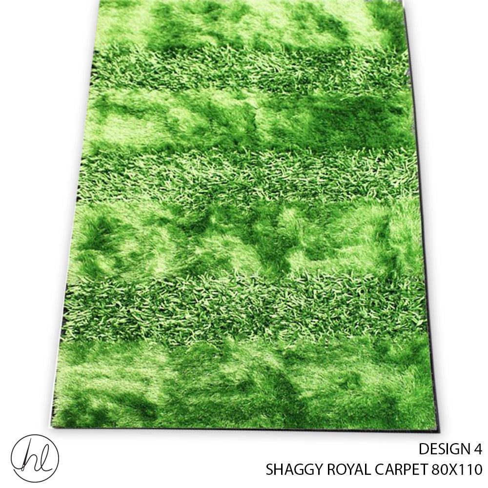 CARPET SHAGGY ROYAL 80X110 (DESIGN 04)