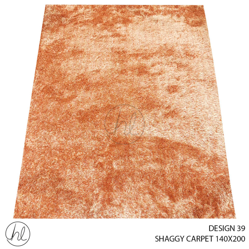 SHAGGY CARPET (140X200) (DESIGN 39)