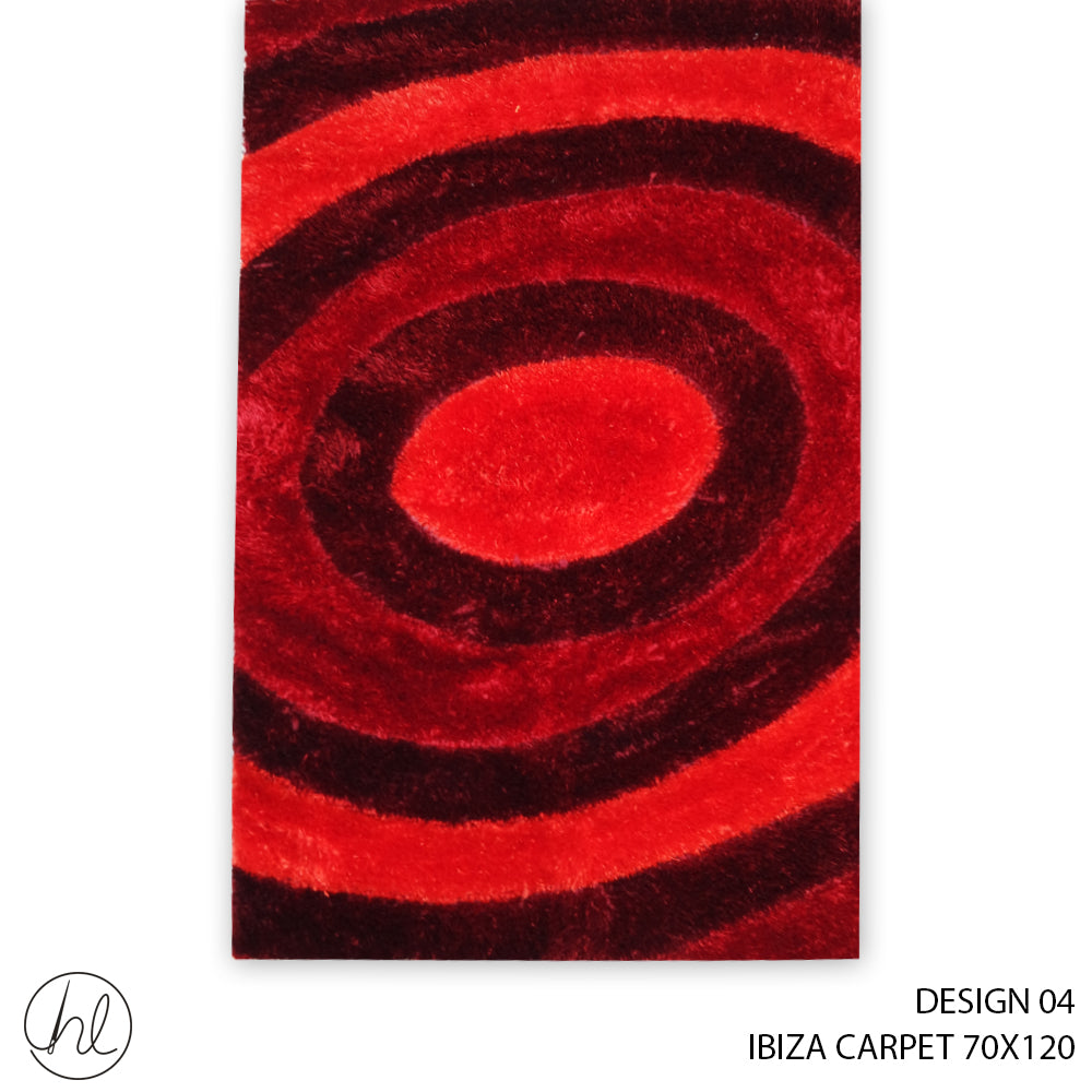 IBIZA CARPET (70X120) (DESIGN 04)