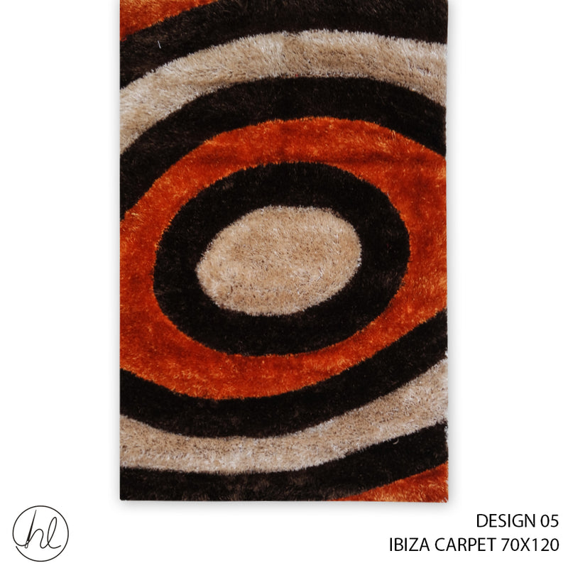 IBIZA CARPET (70X120) (DESIGN 05)