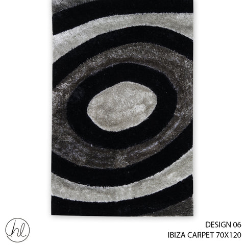 IBIZA CARPET (70X120) (DESIGN 06)