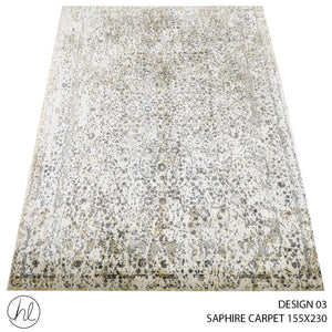 SAPHIRE CARPET (154X230) (DESIGN 03)
