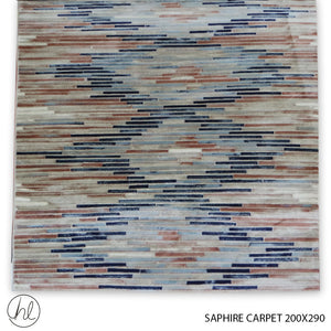 SAPHIRE CARPET (200X290) (DESIGN 02)