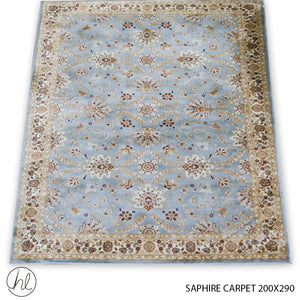 SAPHIRE CARPET (200X290) (DESIGN 04)