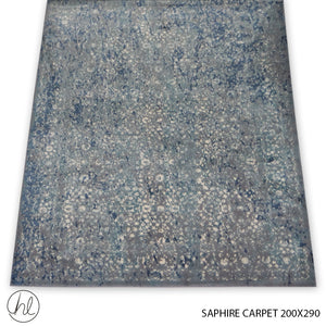 SAPHIRE CARPET (200X290) (DESIGN 06)