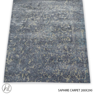 SAPHIRE CARPET (200X290) (DESIGN 07)