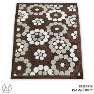 KARMA CARPET (154X230) (DESIGN 06)