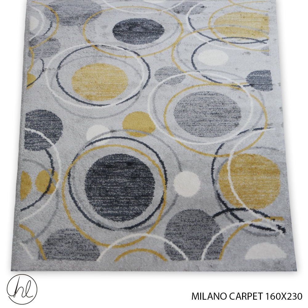 CARPET MILANO (160X230) (DESIGN 12)