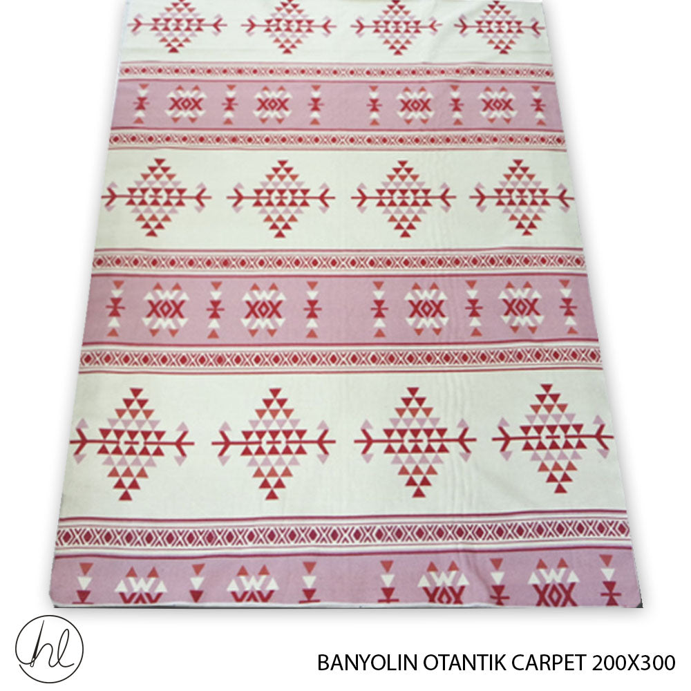 CARPET BANYOLIN OTANTIK (200X300) (DESIGN 165)