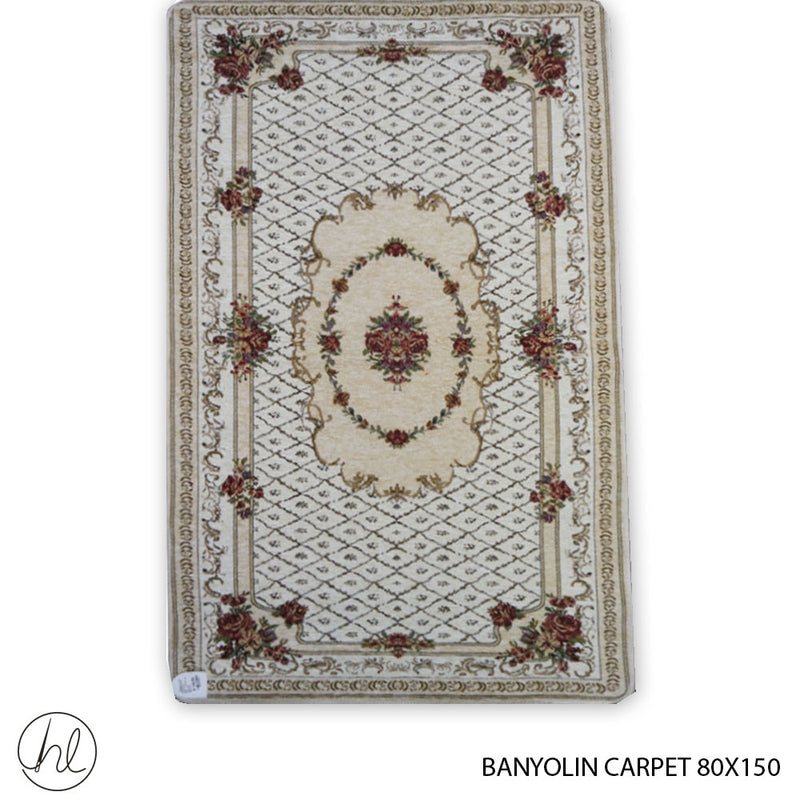 CARPET BANYOLIN (80X150) (DESIGN 2)