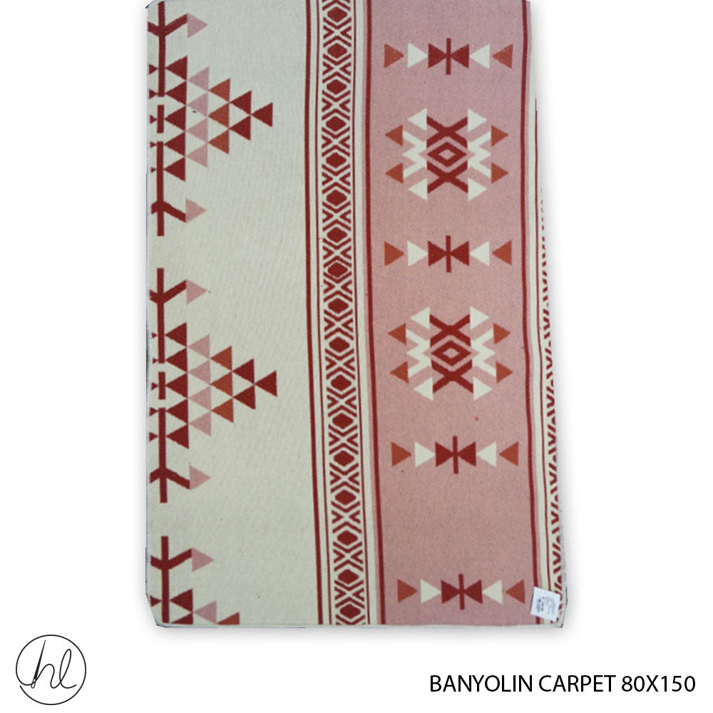 CARPET BANYOLIN (80X150) (DESIGN 3)
