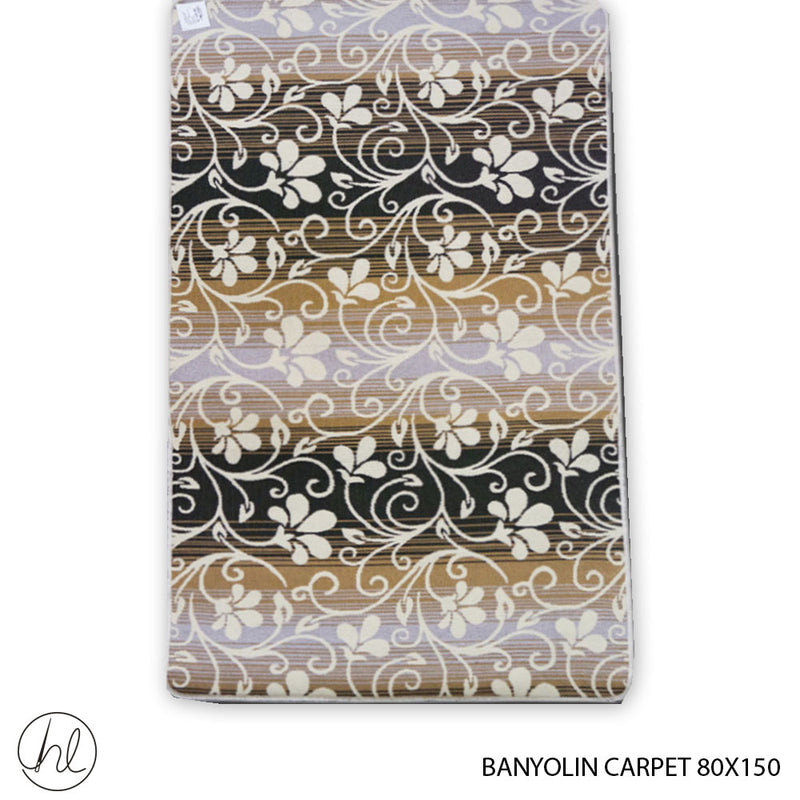 CARPET BANYOLIN (80X150) (DESIGN 4)