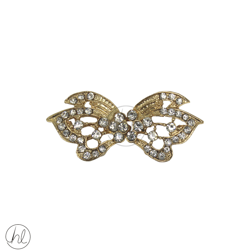 DIAMANTE BUCKLE