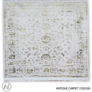 ANTIQUE CARPET (270X200) (DESIGN 01)