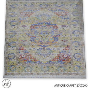ANTIQUE CARPET (270X200) (DESIGN 02)