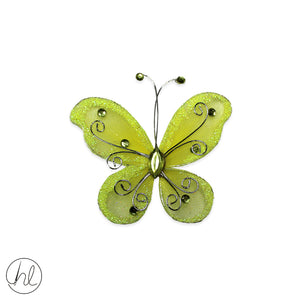 BUTTERFLIES (20 P/PACK)
