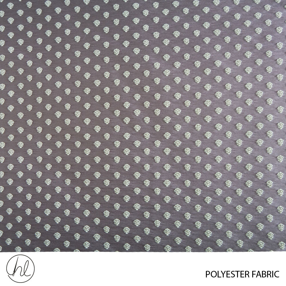 POLYESTER FABRIC (DESIGN 54) (280CM) (PER M) (DUSTY PINK)