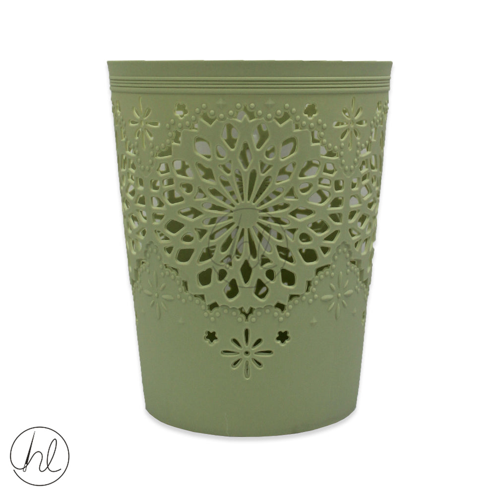 CUT OUT DUSTBIN (ABY-0406) SMALL