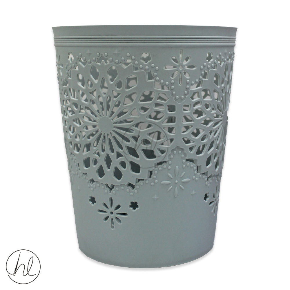 CUT OUT DUSTBIN (ABY-0407) LARGE