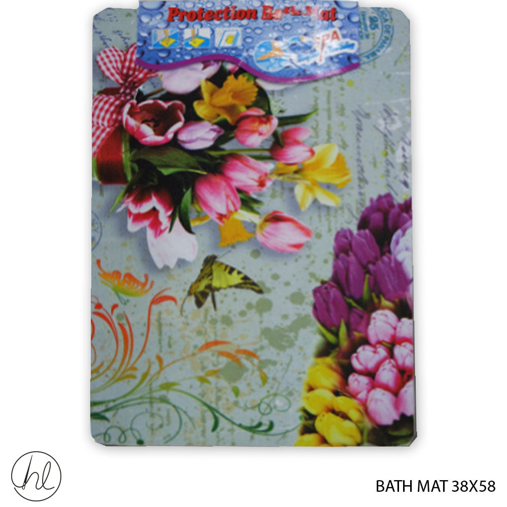BATH MAT (38X58) (DESIGN 1)