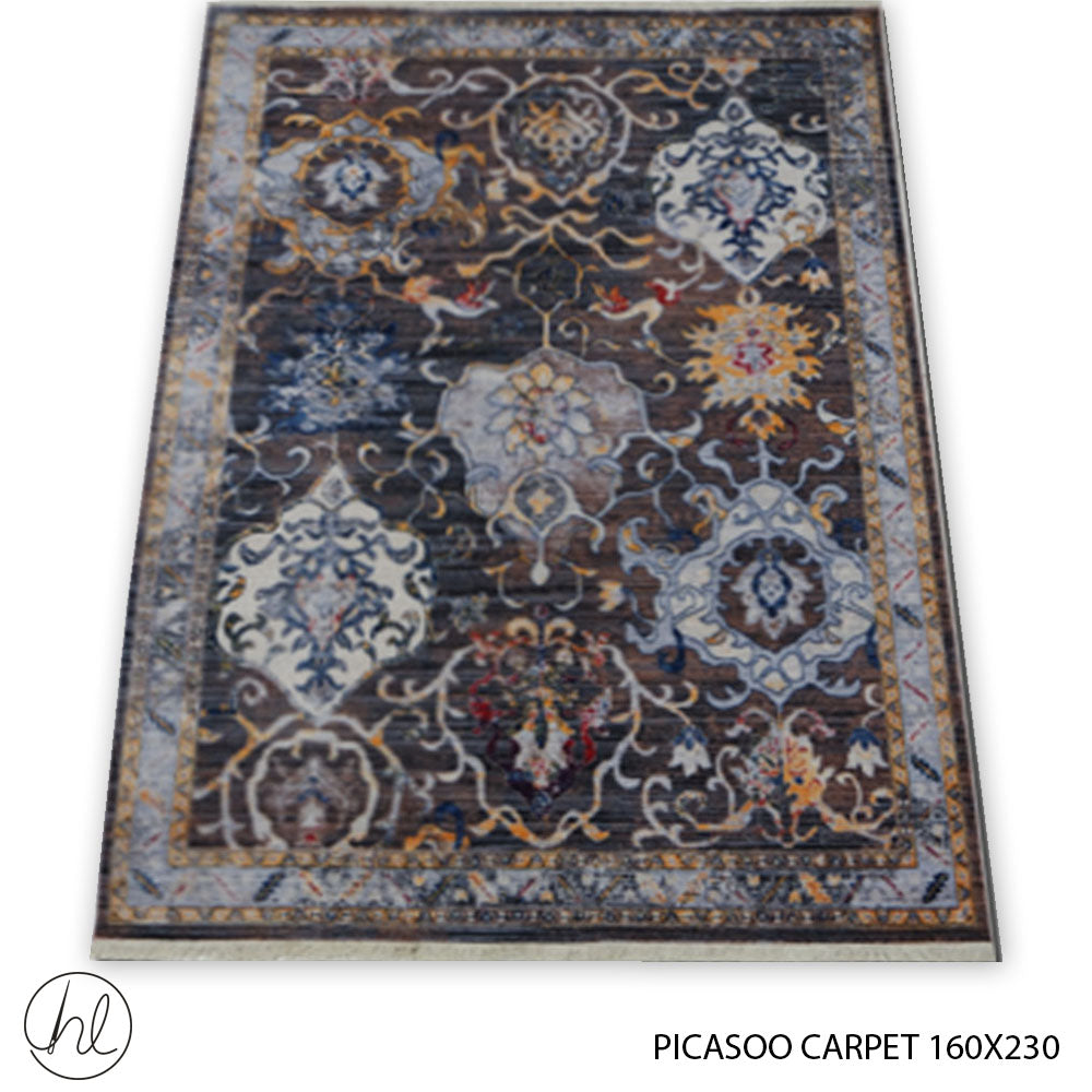 CARPET PICASOO (160X230) (DESIGN 2)