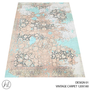 VINTAGE CARPET (120X180) (DESIGN 01)