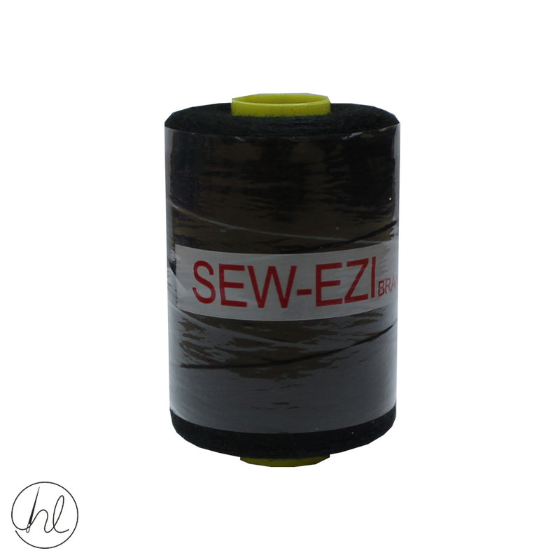 1000M SEW EZI COTTON (P/REEL) (BLACK) (TAKE ANY 10 FOR R65.00)