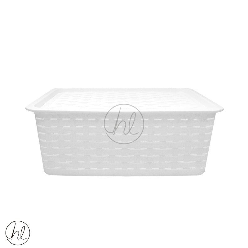 LARGE BASKET WITH LID (ABY-1368)