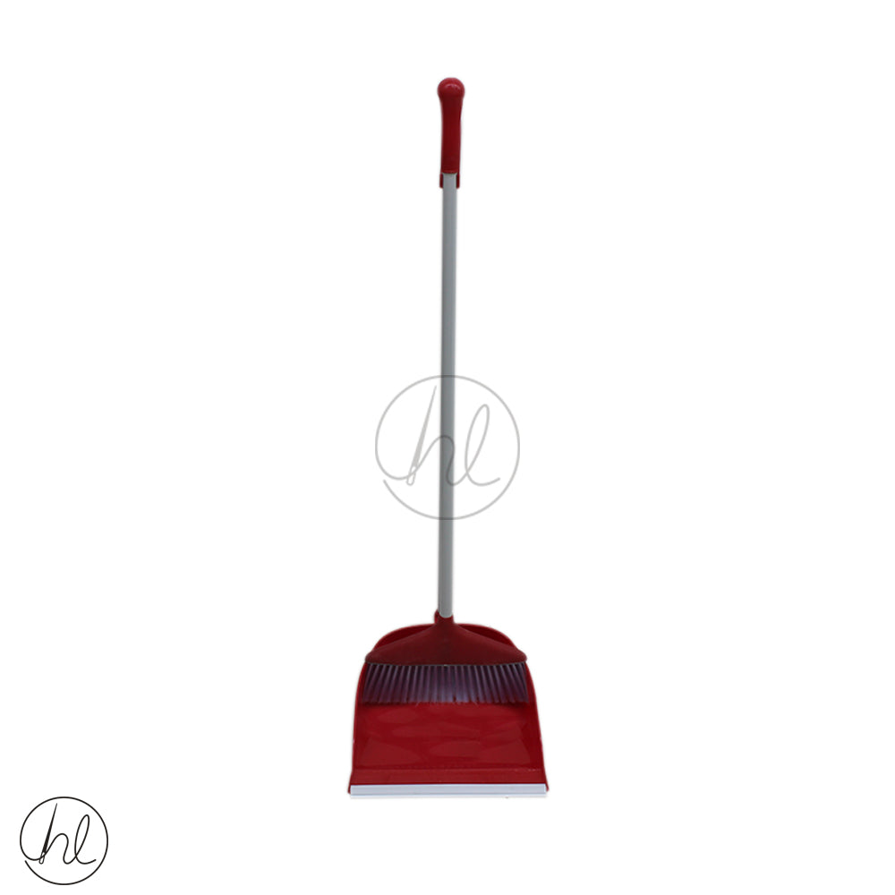 BROOM AND DUSTPAN SET (ABY-2593)