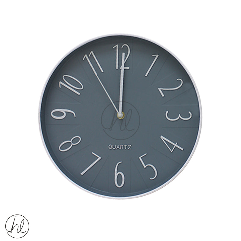 WALL CLOCK (ABY-3557)