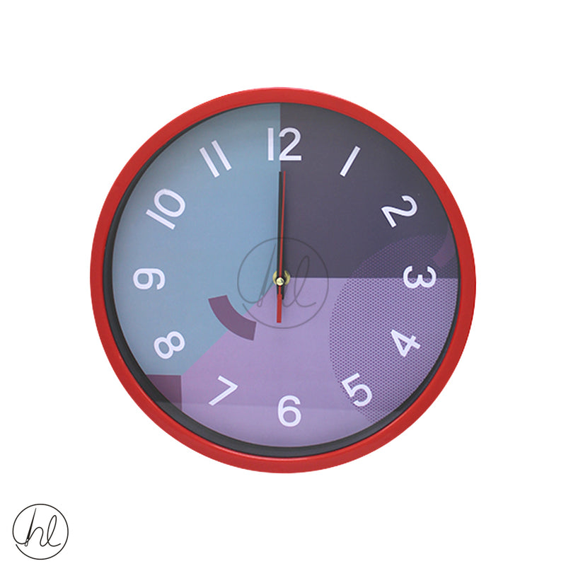 WALL CLOCK (ABY-3546)