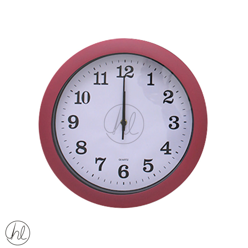 WALL CLOCK (ABY-3552)