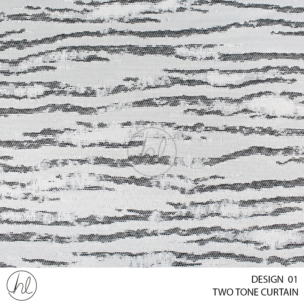 TWO TONE CURTAIN (230X218)