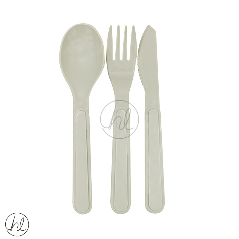 18 PIECE CUTLERY SET