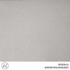AURORA ROLLER BLIND (DESIGN 02) (MOONSHINE)