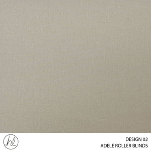 ADELE ROLLER BLIND (DESIGN 02) (SALT)