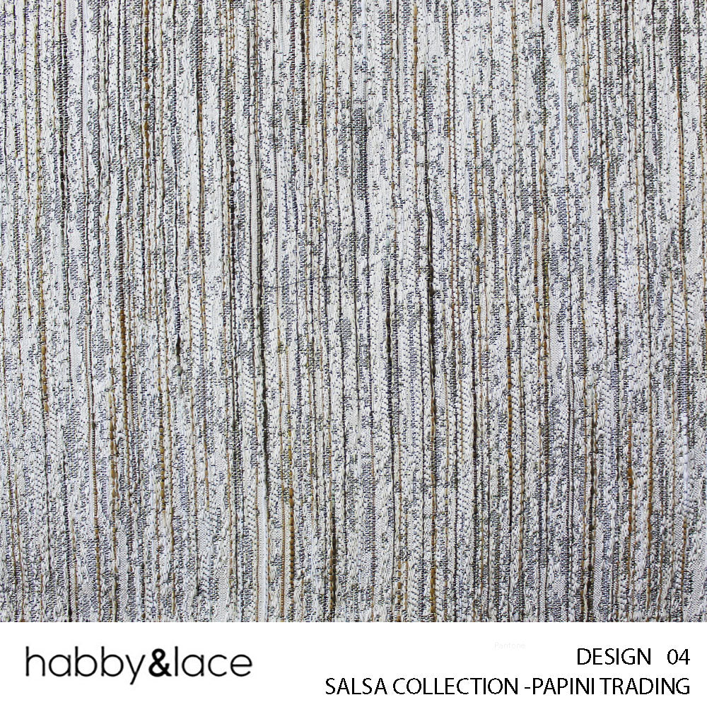 SALSA COLLECTION (DESIGN 04) (280CM) (PER M) (OATS)