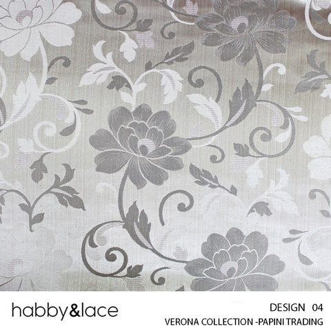 VERONA COLLECTION (DESIGN 04) (280CM) (PER M) (GOLD)
