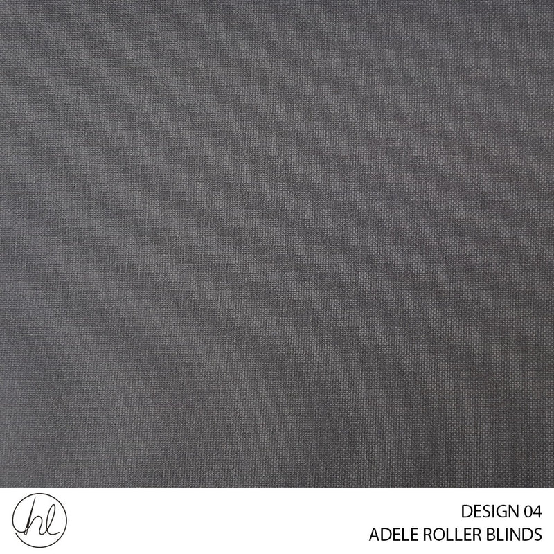 ADELE ROLLER BLIND (DESIGN 04) (SMOKE)