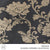 JACQUARD CURTAINING (COLLECTION SIX) (DESIGN 08) (280CM) (PER M) (BLACK/BEIGE)