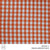 TABLING (MEDIUM CHECK CLOVE) (DESIGN 13) (240CM) (PER M) (ORANGE)