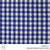 TABLING (MEDIUM CHECK CLOVE) (DESIGN 14) (240CM) (PER M) (ROYAL BLUE)