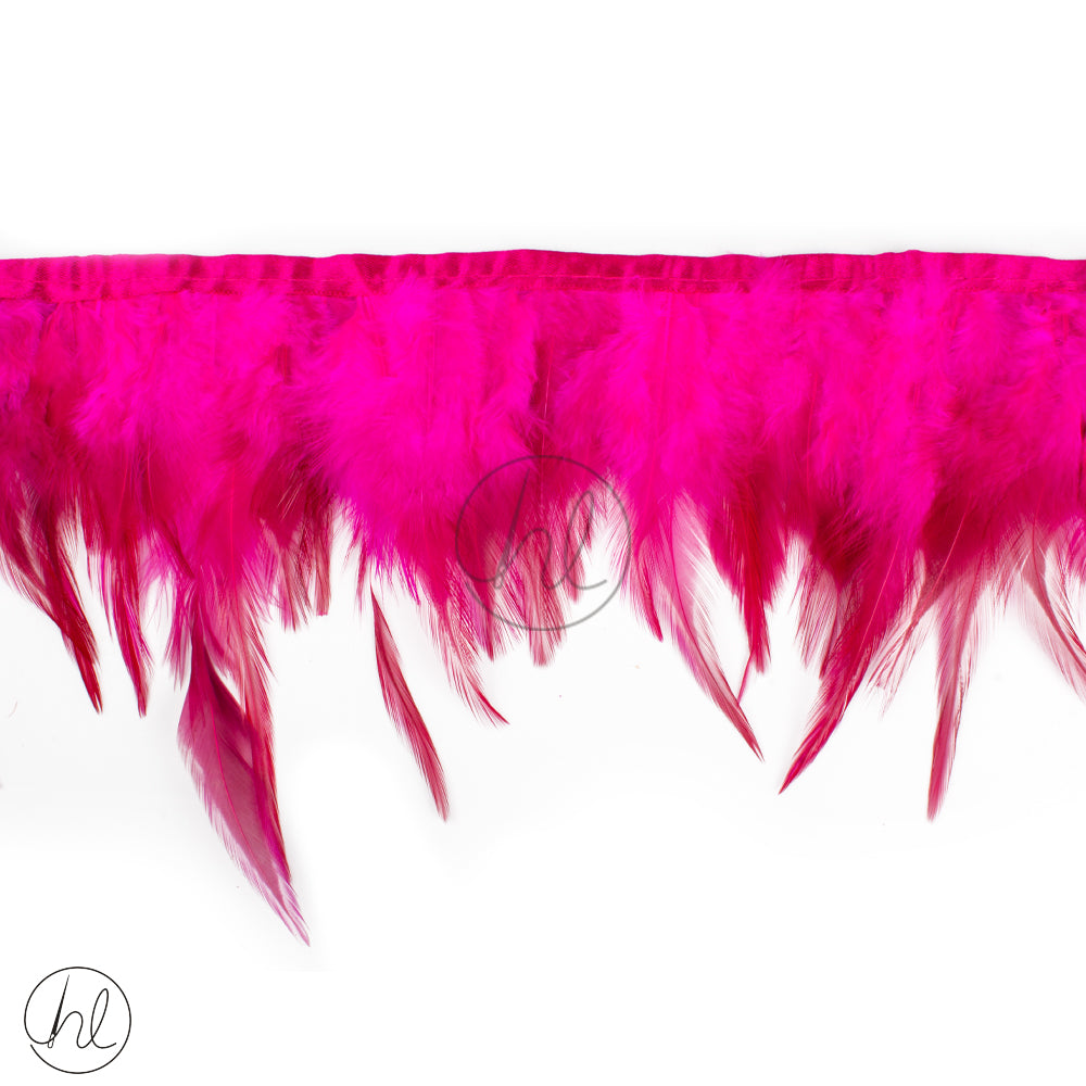 FEATHERS ASSORTED PINK