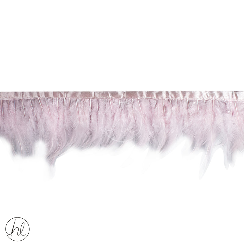 FEATHERS LIGHT PINK P/METER