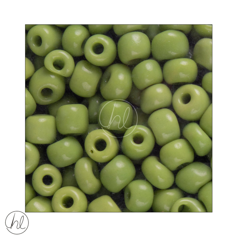 GLASS BEAD BULK LIME (5MM)