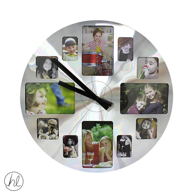CLOCK PHOTO FRAME (LK-0801N