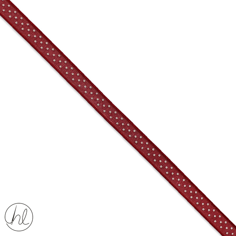 6MM ORGANZA RIBBON (COL-37) -024-419 (P/METRE)